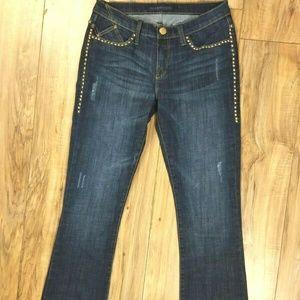 Rock & Republic Kasandra Bootcut Jeans Womens 10M